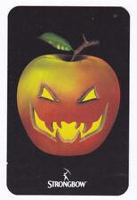 Halloween Strongbow single Swap Playing Card