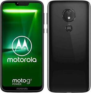 """BNIB Motorola Moto G7 Play - 6.2"""" - 32GB - Deep Indigo (Unlocked)"""