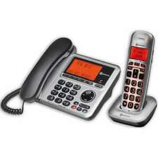 amplicomms Combo BigTel 1480 analog grosstasten Telefon mit AB Seniorentelefon