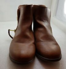 Girs Primark Ankle Boots Size 11, Tanned