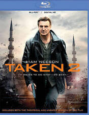 Taken 2 (Blu-ray Disc, 2014) - NEW!!