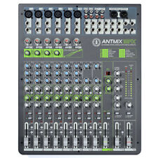 ANT - Antmix 12FX Console Mixer 12 Channels Effects Digital 24-bit