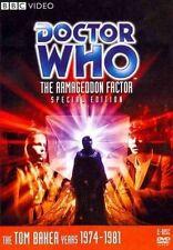 Doctor Who The Armageddon Factor Special Edition 2 Discs 2009 DVD