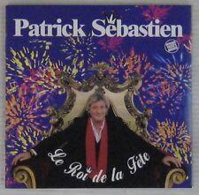 Patrick Sébastien CD Le roi de la fête 2002