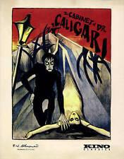 BLU-RAY Cabinet of Dr. Caligari (Blu-Ray) NEW
