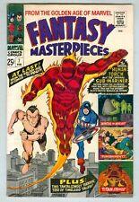 Fantasy Masterpieces #7 February 1967 Vg Giant-Size