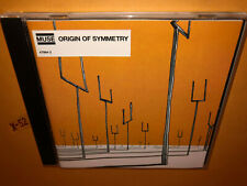 MUSE cd ORIGIN OF SYMMETRY hits PLUG IN BABY new born BLISS hyper music felling