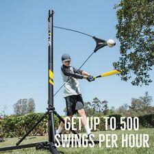 Portable Baseball Swing Trainer Batting System Practice Power Mechanics Rhythm
