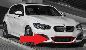 BMW 1 SERIES F20 F21 LCI GENUINE NEW FRONT M SPORT BUMPER CENTRAL GRILL 8060284