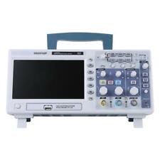 110-240V DSO5102P Digitale Oscilloscopio 100MHz 7 Pollice LCD 1GSa/s EU Plug