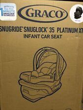Graco Baby SnugRide SnugLock 35 Platinum Xt Bryant Style Car Seat
