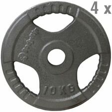 Discos de musculación de hierro 10kg