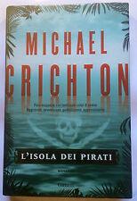 L'isola dei pirati Michael Crichton
