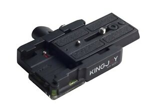 Head Loading Plate Quality Quick Release Adapter Kingjoy KH-6251