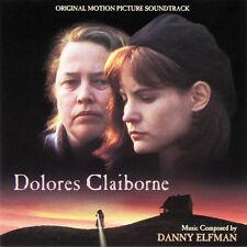 DOLORES CLAIBORNE (MUSIQUE DE FILM) - DANNY ELFMAN (CD)