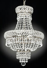 FRENCH EMPIRE CRYSTAL CHANDELIER CHANDELIERS LIGHTING S