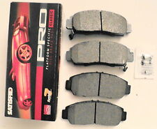 Satisfied Brake Products CL787 Disc Brake Pad New in original box Honda Acura