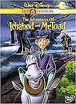 Disney The Adventures of Ichabod and Mr. Toad Gold Collection Edition DVD