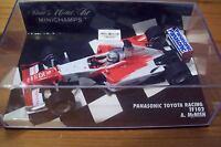 1/43 TOYOTA 2002 PANASONIC RACING TF102 ALAN McNISH