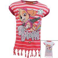 Mädchen T-Shirt Paw Patrol kurze Ärme Kinder Bluse