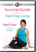 Survival Guide For Pain-Free Living With Peggy Cappy [New DVD]