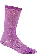 Wigwam Merino Ladies Comfort Hiker Socks - Hot Magenta- Ideal for Walking