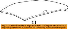FORD OEM 99-07 F-350 Super Duty-Roof Panel F81Z2550202AA
