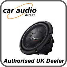 """Pioneer TS-W261S4 1200W 10"""" 25cm Enclosed Type Single Voice Coil Car Subwoofer"""