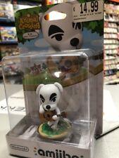Amiibo Animal Crossing K.K. Slider NUOVO SIGILLATO