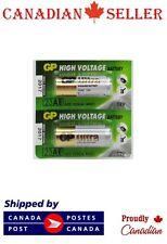 2 PC Genuine GP 23A A23 12 Volt MN21 MN23 23AE GP23 V23GA 23GA Battery