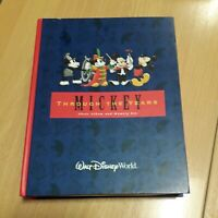 Walt Disney World - Photo Album and Memory Box - Mickey Mouse Through The Years