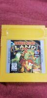 Donkey Kong Land 2 Authentic (Nintendo Game Boy, 1995)