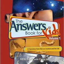 The Answers Book for Kids Series Volumes 1-6  Ken Ham ANSWERS IN GENESIS NEW SET