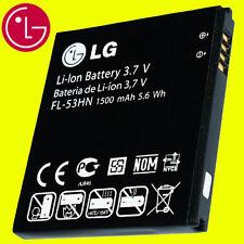 ORIGINAL LG FL-53HN Akku BATTERY - LG Optimus Speed P990 - P920 3D - SBPL0103001