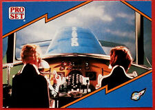 Thunderbirds PRO SET - Card #078 - First Mission - Pro Set Inc 1992