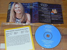 VONDA SHEPARD - SOMEDAY WE'LL BE TOG.../ 3 TRACK MAXI-CD 2000 MINT! & PROMO-INFO