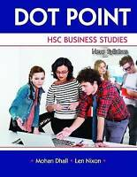 Dot Point Business Studies HSC YEAR 12