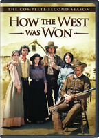 How the West Was Won: The Complete Second Season [New DVD] Boxed Set, Full Fra