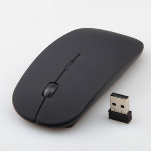 Wireless Mouse Assorted colors