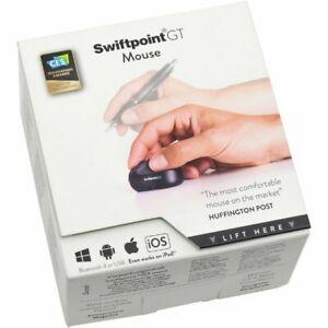 Swiftpoint GT Wireless Ergonomic Travel Mouse with Bluetooth iOS iPad Brand New