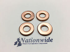 Toyota Dyna 2.5 Common Rail Diesel Injector Washers/Seals Denso x 4
