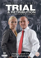 Trial and Retribution: The Complete Collection DVD (2014) David Hayman cert 18