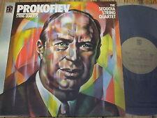 NONESUCH 79048 PROKOFIEV Stringa QUARTETTI 1 & 2/Sequoia Quartet