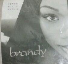 Brandy - Never Say Never (malaysia version)