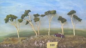 AUSTRALIAN MODEL GUM TREES  HO  OO  Lot 939
