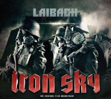 Laibach - Iron Sky The Original Film Soundtrack (NEW CD)