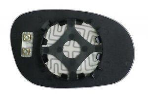 DODGE Challenger 2008 09 10 11 12 14 SPHERICAL HEATED12V Side MIRROR GLASS Left
