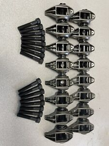 ZZPerformance LS3 6.2L Trunion Rocker Arms Set of 16. Upgraded to Handle Power