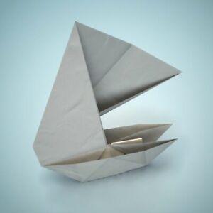 Origami Boat, Boat handmade paper