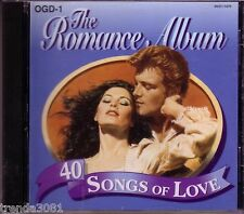 Romance Album Songs of Love BEAUTIFUL MUSIC COMPANY Disc 1 CD TOMMY EDWARDS 40s